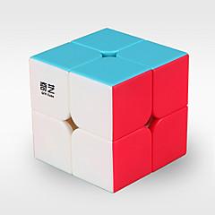 ルービックキューブ QIYI QIDI S 162 2*2*2 スムーズなスピードキューブ マジックキューブ スムースステッカー 方形 ギフト