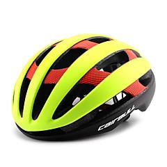 バイク ヘルメット CE Certification サイクリング 23 通気孔 調整可 ワンピース 超軽量(UL) スポーツ 男女兼用 マウンテンサイクリング ロードバイク レクリエーションサイクリング サイクリング