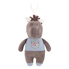 키 체인 장난감 말 얼룩말 동물 남여 공용 조각