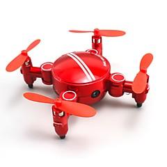 billige Fjernstyrte quadcoptere og multirotorer-RC Drone SHR/C SH1 200W 4 Kanaler 6 Akse 2.4G Med 720 P HD-kamera Fjernstyrt quadkopter WIFI FPV En Tast For Retur Hodeløs Modus Flyvning