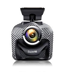 "MERRiLL CR5000s Full HD 1920 x 1080 170 grader Bil DVR 1,5"" TFT Dash CamforUniversell WIFI Night Vision G-Sensor Parkeringsmodus"