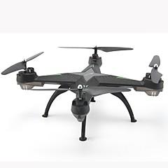 billige Fjernstyrte quadcoptere og multirotorer-RC Drone SH3 4 Kanaler 6 Akse 2.4G Med 0.3MP HD-kamera Fjernstyrt quadkopter FPV En Tast For Retur Hodeløs Modus Flyvning Med 360 Graders