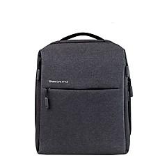 billiga Laptop Bags-xiaomi enkel casual multifunktionsmodell ryggsäck