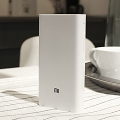 billige Eksterne batterier-xiaomi mi 20000mah 2c mobil strømkasse hurtigladet batteri bærbar lader