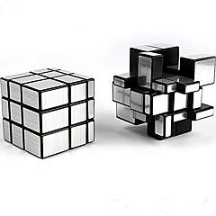 ルービックキューブ 鏡キューブ 3*3*3 スムーズなスピードキューブ マジックキューブ ストレスや不安の救済 オフィスデスクのおもちゃ 休暇 誕生日 ノベルティ柄 ギフト