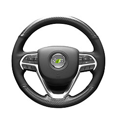 Autoproducten Auto-stuurhoezen(Leer)Voor Jeep Alle jaren Cherokee