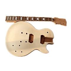 Amola צעצוע צעצועים כלים מוסיקליים גיטרה מייפל חתיכות לא מפורט מתנות
