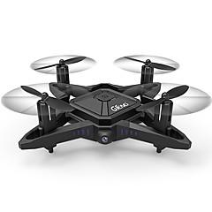 billige Fjernstyrte quadcoptere og multirotorer-RC Drone Gteng T911W 4 Kanal Med HD-kamera 720P Fjernstyrt quadkopter Hodeløs Modus / Flyvning Med 360 Graders Flipp / Med kamera