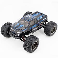 billige Fjernstyrte biler-Radiostyrt Bil S911 4ch Off Road Car Høyhastighet 4WD Driftbil Vogn Jeep Monster Truck Bigfoot Børsteløs Elektrisk 50 KM / H