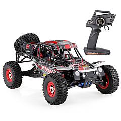 billige Fjernstyrte biler-Radiostyrt Bil WL Toys 12428-C 2.4G 4WD Høyhastighet Driftbil Off Road Car Buggy (Off- Road) 1:12 Børste Elektrisk 50 KM / H