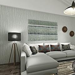 billige Tapet-Geometrisk Hjem Dekor Moderne Tapetsering, Pvc / Vinyl Materiale selvklebende nødvendig bakgrunns, Tapet