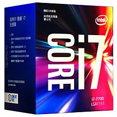 billige Computere & Netværker-Intel CPU Computer Processor Core i7 I7-7700 4 kerner 8 LGA 1151