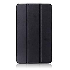 billige Nettbrettetuier&Skjermbeskyttere-Etui Til Huawei Heldekkende etui Tablet Cases Hard PU Leather til