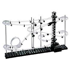 Spacerail 231-1 5000MM 트랙 레일 자동차 트랙 세트 대리석 트랙 세트 빌딩 키트 코스터 완구 설치자 세트 장난감 DIY 아동용 Teen 조각