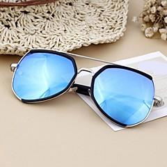 baratos Acessórios para Crianças-Para Meninos Óculos Primavera/Outono/Inverno/Verão Resina com clip de metal Azul Dourado