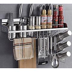 Χαμηλού Κόστους Οργάνωση κουζίνας-1pc Επιτραπέζια Διοργανωτές Ανοξείδωτο ατσάλι Εύκολο στη χρήση Οργάνωση κουζίνας