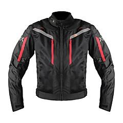 メンズオートバイ保護ジャケットモータースポーツのための冬の保温プロテクターギア