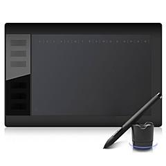 gm 1060pro Grafikzeichnung Panel elektromagnetische Digitizer 10 * 6 Zoll