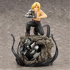 anime toiminta-arvot innoittamana fullmetal alchemist edward elric pvc cm malli leluja nukke lelu
