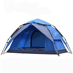 halpa -Sheng yuan 2 henkilöä Teltta Kaksinkertainen teltta Yksi huone Automaattinen teltta Vuorikiipeily Taiteltava varten Ulkoliikunta