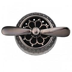 billiga Luftrenare till bilen-Luftrenare till bilen Dekorativ Bil parfym pvc Ta bort ovanlig lukt / Aromatisk funktion