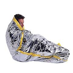 baratos -Cobertor de Emergência Retangular 26°C retenção de calor Isolamento térmico 200X100 Viajar Acampar e Caminhar Solteiro (L150 cm x C200 cm)