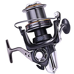 cheap Fishing Reels-Fishing Reel Trolling Reels Spinning Reels 4.7:1 Gear Ratio+11 Ball Bearings Exchangable Sea Fishing Bait Casting Ice Fishing Spinning