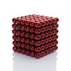 tanie Zabawki magnetyczne-216 pcs Zabawki magnetyczne Blok magnetyczny Kulki magnetyczne Magnesy ziem rzadkich Artystyczny Lśniący Dla chłopców Dla dziewczynek Zabawki Prezent