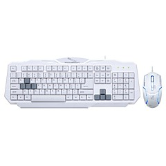 perseguindo a pantera g16 com fio usb interface office and game mouse 4 botão ajustável dpi escritório e teclado de jogo à prova de água