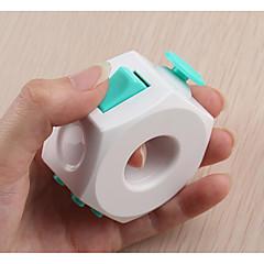 tanie Kostki Rubika-Kostka Rubika Gear Cube Gładka Prędkość Cube Magiczne kostki Puzzle Cube Zwalnia ADD, ADHD, niepokój, autyzm Stres i niepokój Relief Moda