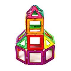 tanie Klocki magnetyczne-Blok magnetyczny Klocki Transformable Zabawki dekompresyjne Ręcznie wykonane Kreskówka Rodzina Dla chłopców Zabawki Prezent