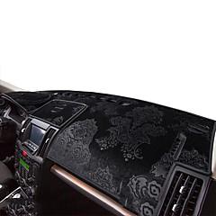 ieftine Covorașe Interior Auto-Automotive Tabloul de bord Mat Covorașe Interior Auto Pentru Jeep 2010 2011 2012 2013 2014 2015 2016 Patriot Compass