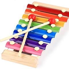 tanie Instrumenty dla dzieci-Cymbałki Oyuncak Müzik Aleti Prostokątny Zabawa Dla obu płci