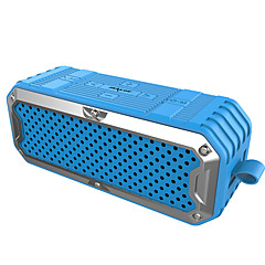 tanie -KRZ-S6 Głośnik Bluetooth 4.0 Audio (3,5 mm) / USB Czarny / Czerwony / Niebieski
