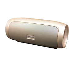 baratos Caixas de Som-A14 Speaker Alto-falante Bluetooth Bluetooth 3.0 Áudio (3.5mm) Dourado Preto
