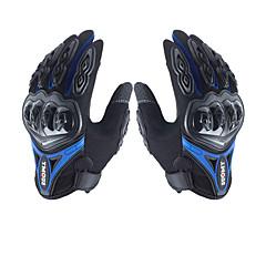 tanie Rękawiczki motocyklowe-Pełny palec Dla obu płci Rękawice motocyklowe Nylon Antypoślizgowy