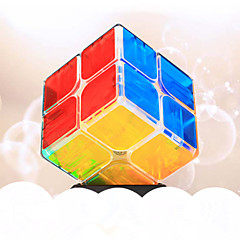 tanie Kostki Rubika-Kostka Rubika z-cube Kostka lustrzana 2*2*2 Gładka Prędkość Cube Magiczne kostki Puzzle Cube Zabawki biurkowe Stres i niepokój Relief