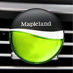 billiga Luftrenare till bilen-bil luftutlopp grille parfym plast glas bil luftrenare