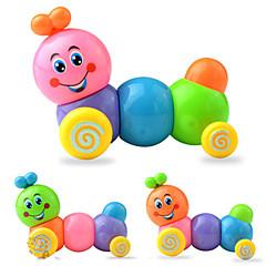 billige Opptrekkbare leker-Trekk-opp-leker Leketøy Sylinder-formet 1 Deler Barne Gave