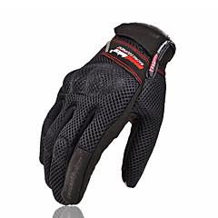 baratos Luvas de Motociclista-outdoor riding madbikemad-09 luvas de dedo completo luvas de proteção respiráveis