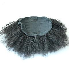 billiga Peruker och hårförlängning-Klämma in Hårstycke HÅRFÖRLÄNGNING Afro Kinky
