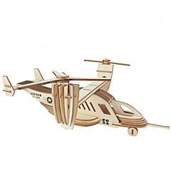 billige -Puslespill i tre Militær Mote Luftkraft Klassisk Mote Nytt Design profesjonelt nivå Focus Toy Stress og angst relief Tre 1pcs Høy kvalitet