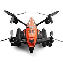 billige Fjernstyrte quadcoptere og multirotorer-RC Drone GW353 4 Kanal 6 Akse Fjernstyrt quadkopter Fremover bakover LED-belysning En Tast For Retur Hodeløs Modus Sveve Fjernstyrt