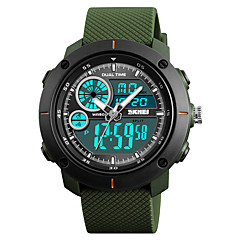 cheap Men's Watches-SKMEI Men's Digital Military Watch Fashion Watch Sport Watch Japanese Alarm Calendar / date / day Chronograph Water Resistant / Water