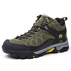 preiswerte Schuhe Ausverkauf-Herrn Schuhe PU Winter Herbst Komfort Sportschuhe Wandern für Draussen Purpur Grün Rosa