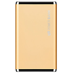 billige Eksterne batterier-6000 mAh Til Power Bank Eksternt batteri 5 V Til Til Batterilader QC 2.0 LED