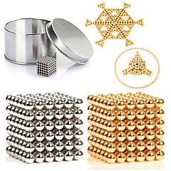 tanie Zabawki magnetyczne-216 pcs 3mm Zabawki magnetyczne Kulki magnetyczne / Klocki / Kostka do układania Metalowy / Magnes Magnetyczne Dla obu płci Doroślu Prezent