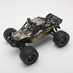 billige Fjernstyrte biler-Radiostyrt Bil S916 6 Kanal 2.4G Monster Truck Bigfoot 1:12 KM / H