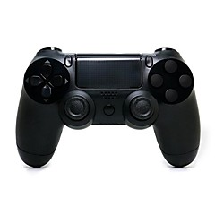 tanie PS4: akcesoria-Bezprzewodowy / a Kontroler gry Na PS4 ,  Bluetooth Wibracja / Panel dotykowy / Niskie wibracje Kontroler gry ABS 1 pcs jednostka