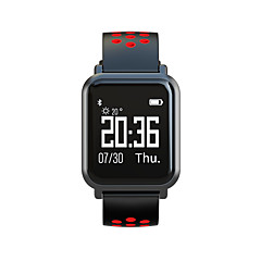 cheap Smartwatches-Smartwatch for Android 4.4 / iOS Heart Rate Monitor / Calories Burned / Message Reminder / Camera Control / APP Control Pedometer / Call Reminder / Sleep Tracker / Sedentary Reminder / Find My Device